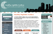 Healthy Nightlife Toolbox